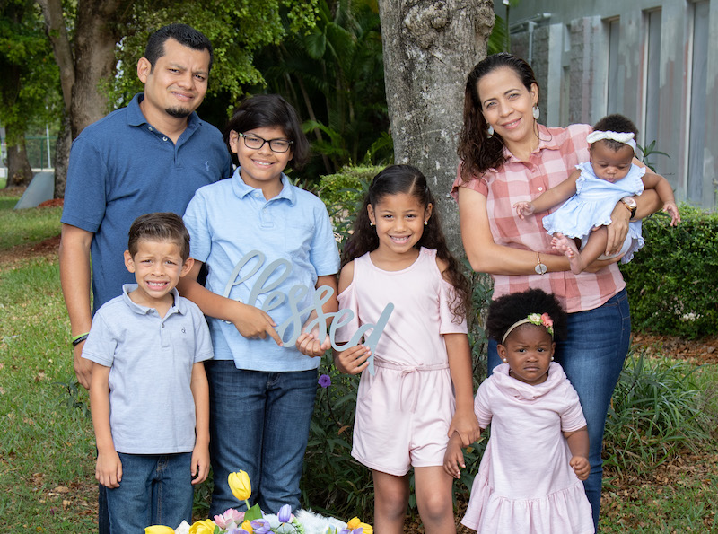Showing the Love of God Through Fostering